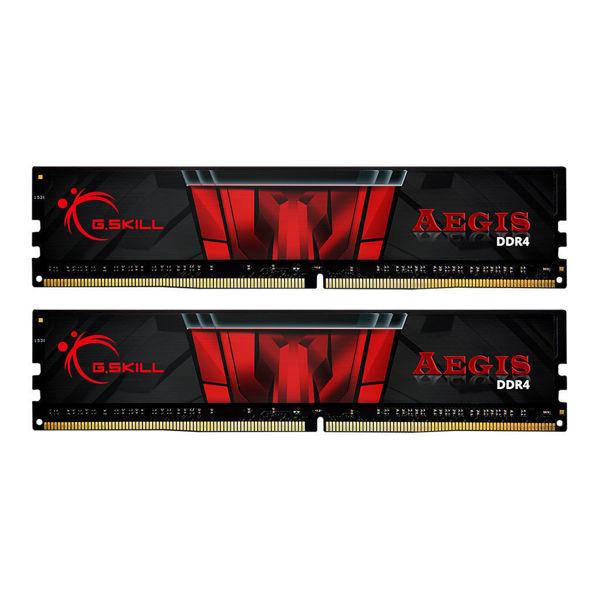 G.SKILL Aegis DDR4 3000MHz CL16 Dual Channel Desktop RAM - 32GB