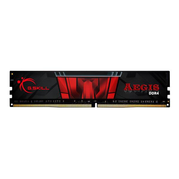 G.SKILL Aegis DDR4 3200MHz CL16 Single Channel Desktop RAM - 8GB