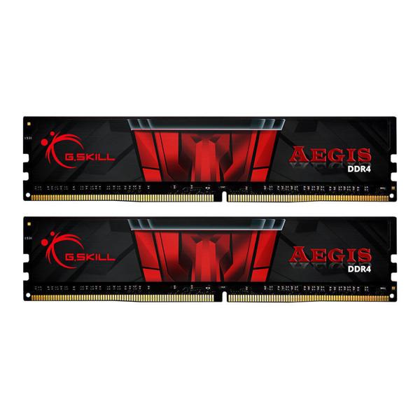 G.SKILL Aegis DDR4 3200MHz CL16 Dual Channel Desktop RAM - 16GB