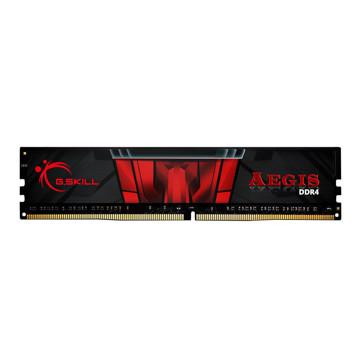 G.SKILL Aegis DDR4 3200MHz CL16 Single Channel Desktop RAM - 16GB