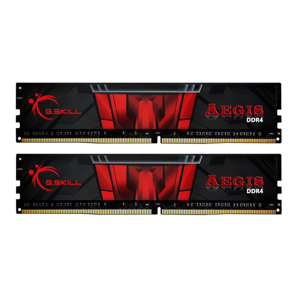 G.SKILL Aegis DDR4 3200MHz CL16 Dual Channel Desktop RAM - 32GB