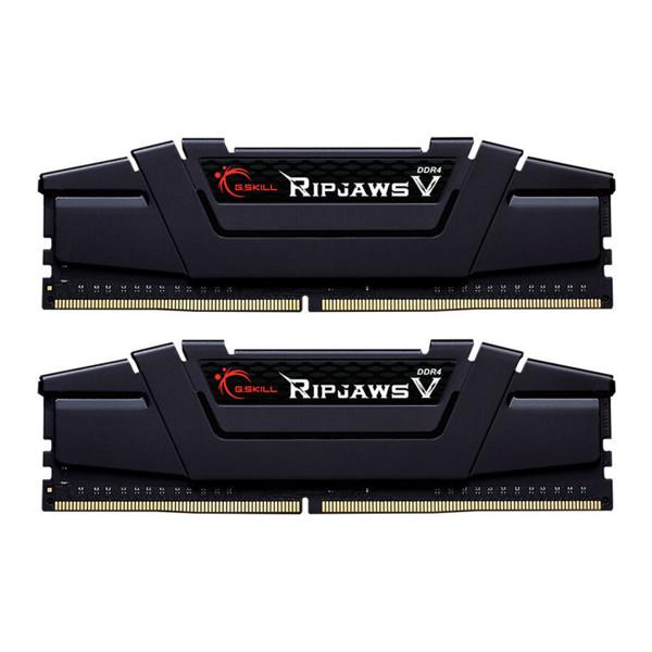 G.SKILL Ripjaws V 3200MHz CL16 Dual Channel Desktop RAM - 64GB