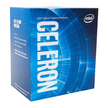 Intel Coffee Lake Celeron G4900 CPU-box