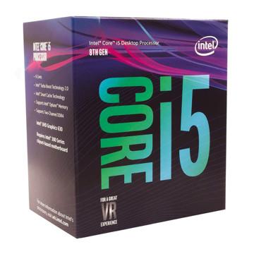Intel Coffee Lake Core i5-8400 CPU-box