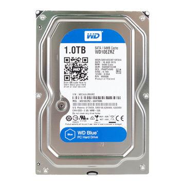 Western Digital Blue WD10EZRZ  1TB Internal Hard Disk-FRONT