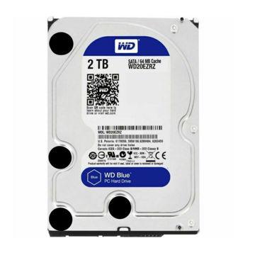 Western Digital Blue WD20EZRZ  2TB Internal Hard Disk-FRONT