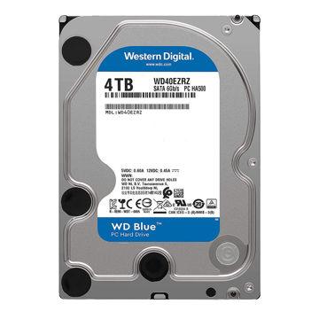 Western Digital Blue WD40EZRZ Internal Hard Drive 4TB-FRONT