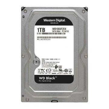 Western Digital Black WD1003FZEX Internal Hard Drive 1TB-FRONT