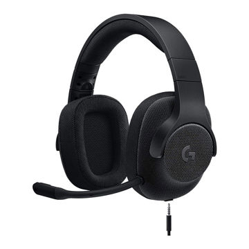 Logitech G433 Gaming Headset-left
