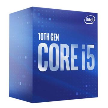 Intel Comet Lake Core i5-10400 CPU-BOX