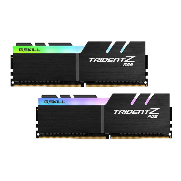 G.SKILL TRIDENT Z RGB DDR4 4000MHz CL17 Dual Channel Desktop RAM - 16GB
