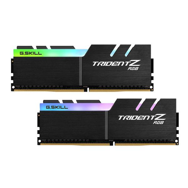 G.SKILL TRIDENT Z RGB DDR4 4000MHz CL19 Dual Channel Desktop RAM - 32GB