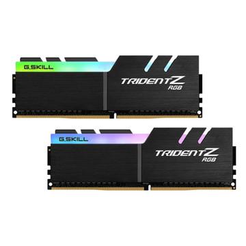G.SKILL TRIDENT Z RGB DDR4 4000MHz CL18 Dual Channel Desktop RAM - 16GB