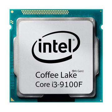Intel Coffee Lake Core i3-9100F CPU