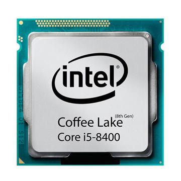 Intel Coffee Lake Core i5-8400 CPU