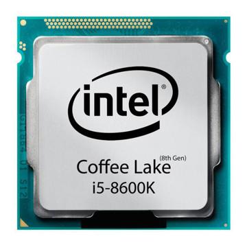 Intel Coffee Lake Core i5-8600K CPU