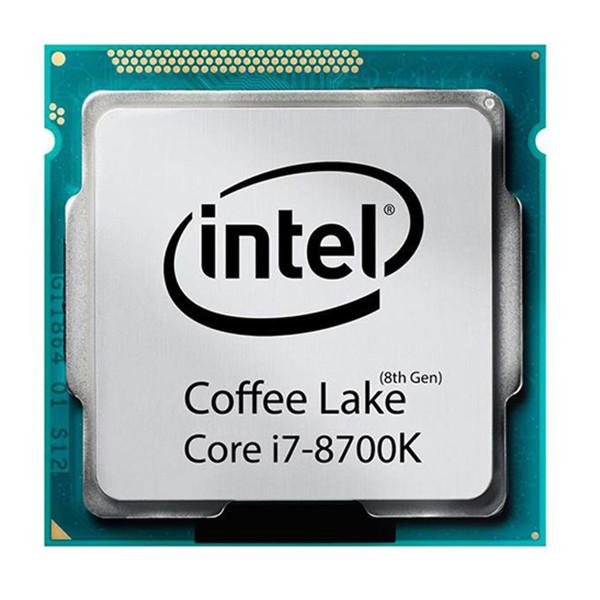 Intel Coffee Lake Core i7-8700K CPU