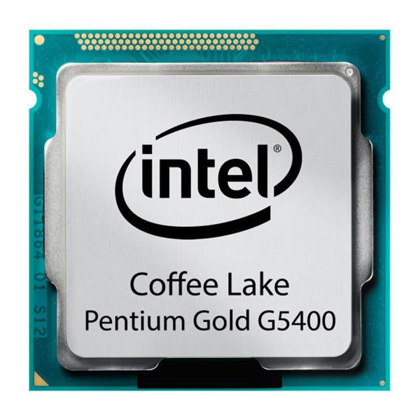 Intel Coffe Lake Pentium Gold G5400 CPU