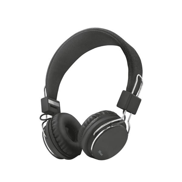 Trust Ziva Foldable Headphones-SIDE
