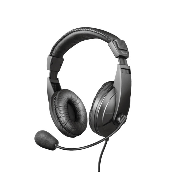Trust Quasar Headset-SIDE