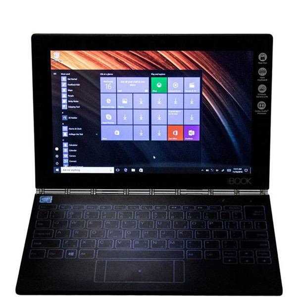 Lenovo Yoga Book With Windows WiFi 64GB Tablet