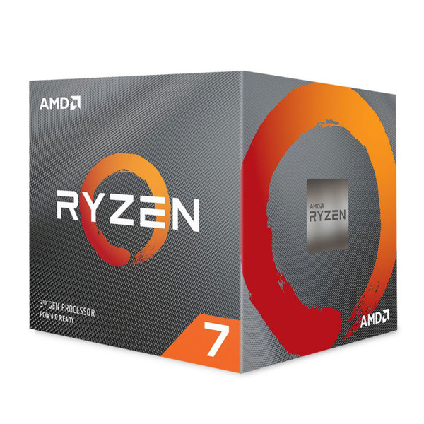 AMD Ryzen 7 3700X CPU BOX