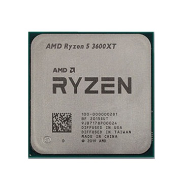 AMD Ryzen 5 3600XT CPU