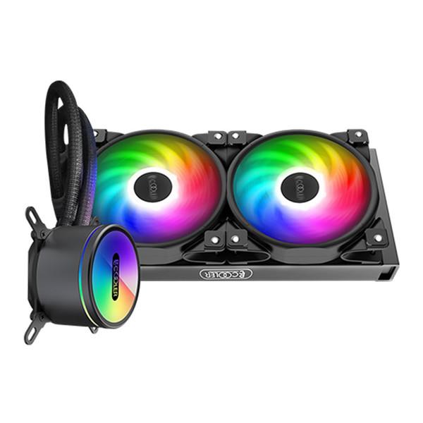 PCcooler GI-CX240 ARGB CPU Cooler
