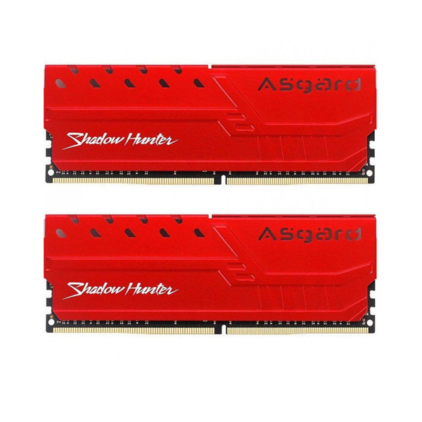 ASGARD Shadow Hunter J1 DDR4 3200MHz CL16 Dual Channel Desktop RAM - 16GB