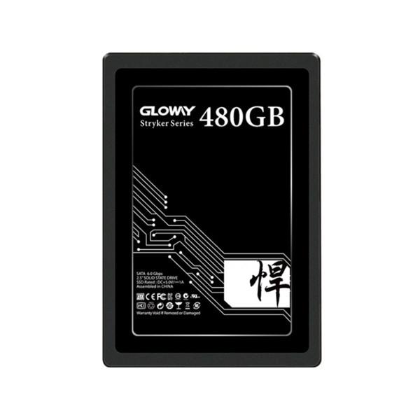 Gloway Stryker Series 480G Internal SSD Drive 480GB