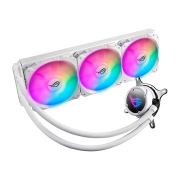 ASUS  ROG Strix LC 360 RGB White Edition Cooler
