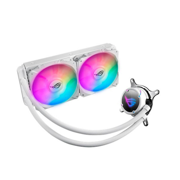 ASUS ROG STRIX LC 240 RGB White Edition CPU Cooler
