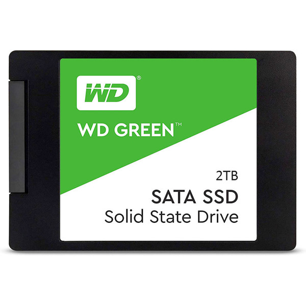 Western Digital Green WDS200T2G0AInternal SSD Drive 2TB