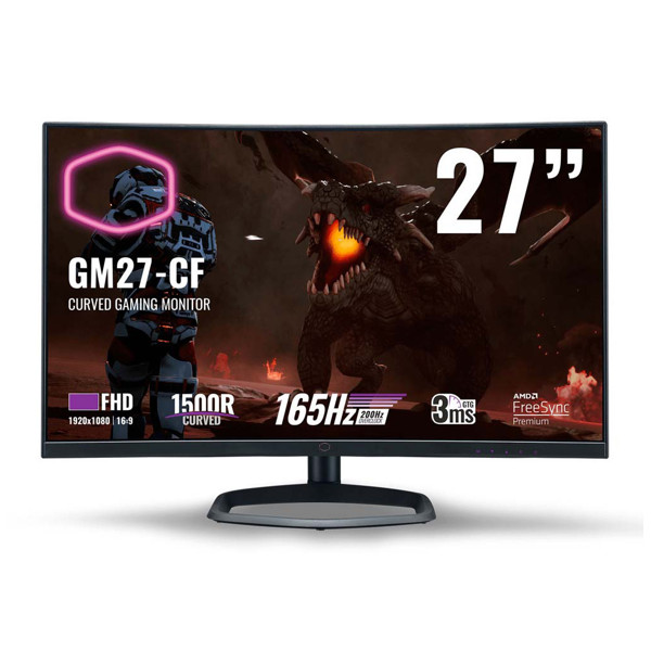 Cooler Master GM27-CF Gaming Monitor