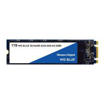 تصویر حافظه SSD اینترنال وسترن دیجیتال مدل SATA M.2 2280 ظرفیت 1 ترابایت