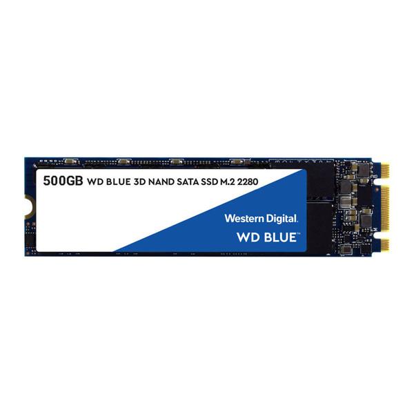 تصویر حافظه SSD اینترنال وسترن دیجیتال مدل SATA M.2 2280 ظرفیت 500 گیگابایت