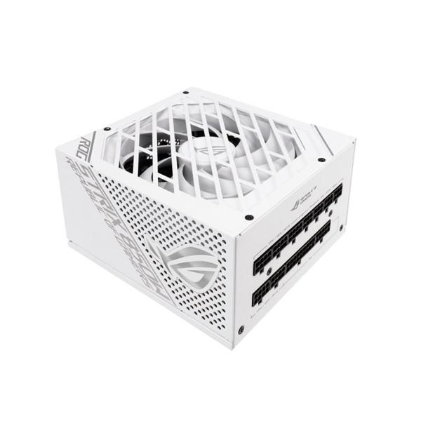 تصویر منبع تغذیه کامپیوتر ایسوس مدل ROG STRIX 850G White