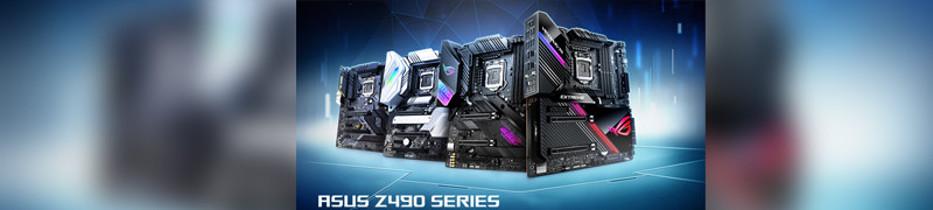 B460 VS Z490 Intel