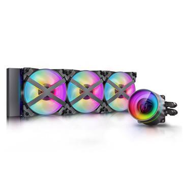 DEEP COOL CASTLE 360EX RGB