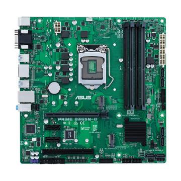 ASUS PRIME B365M-C/CSM Motherboard
