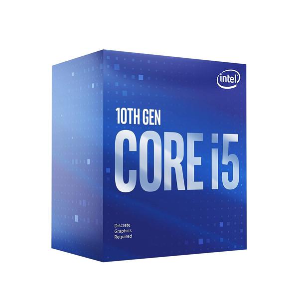 Intel Comet Lake Core i5-10400F CPU