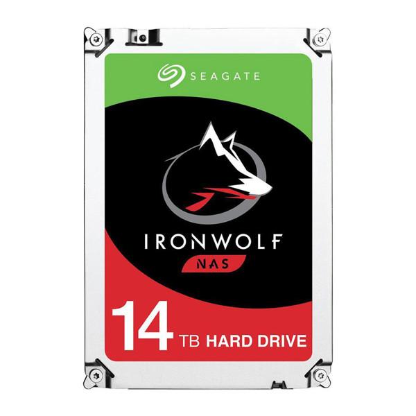 SEAGATE IRON WOLF ST14000VN0008 Internal Hard Drive 14TB