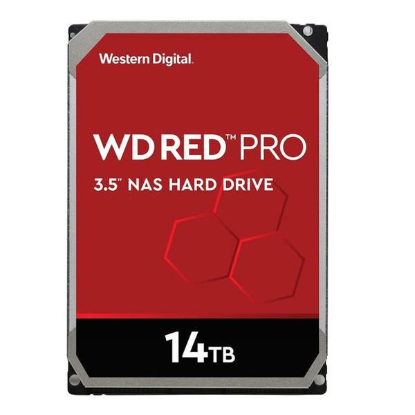 Western Digital Red PRO WD141KFGX Internal Hard Drive 14TB