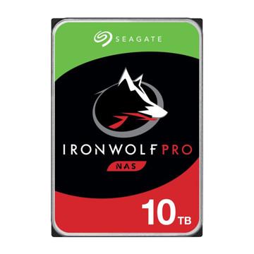SEAGATE IRON WOLF ST10000NE0008 Internal Hard Drive 10TB