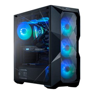 COOLERMASTER MASTERBOX TD500 CRYSTAL Computer Case