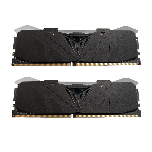 PATRIOT VIPER RGB DDR4 3600MHz CL18 Dual Channel Desktop RAM - 16GB