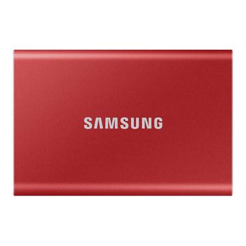 Samsung Portable SSD T7 SSD Drive 1TB-RED