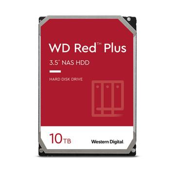 Western Digital Red PLUS NAS Internal Hard Drive 10TB