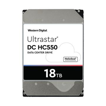 Western Digital Ultrastar DC HC550-0F38459-Internal Hard Drive 18TB