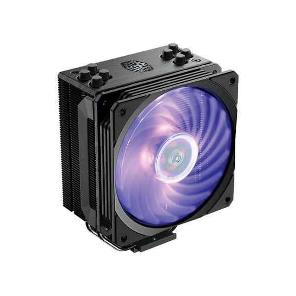 Cooler Master HYPER 212 RGB BLACK EDITION CPU Cooler Fan